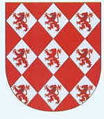 Coat of Arms of the Britto families.