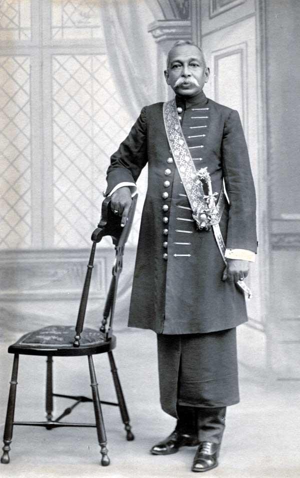 Mudaliyar Henry Fredrick de Fonseka