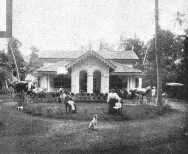 Palm Grove, Panadura (1900) as it appears in the book 20th Century Impressions of Ceylon