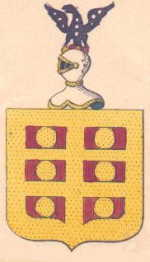 Coat of Arms of the Almeida families.